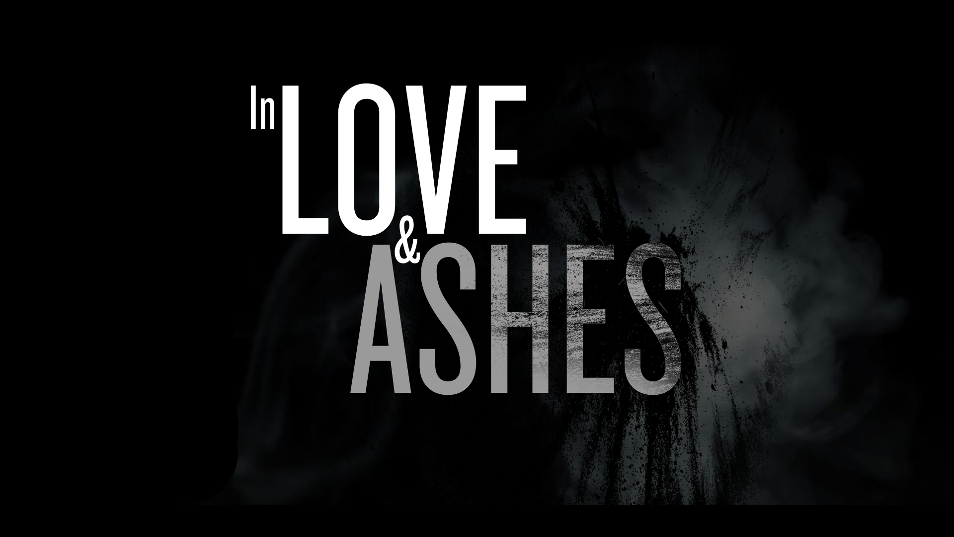 In Love & Ashes Logo Stacked